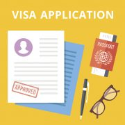 Blog feature image of a visa application that's been approved
