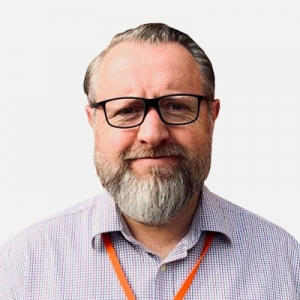 Photo of James Sheppard, Global Operations Director, UniQuest