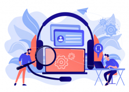 Enquiry experience blog feature