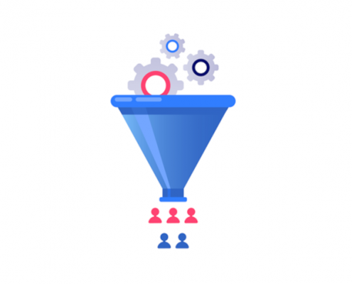 Offer conversion funnel