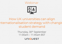 Webinar feature How UK universities can align internationalisation strategy with changing student demand